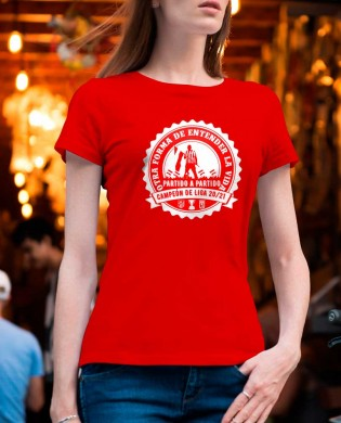 Camiseta chica Otra Forma...