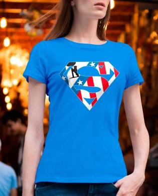 """Camiseta chica """"Super Atleti"""""""