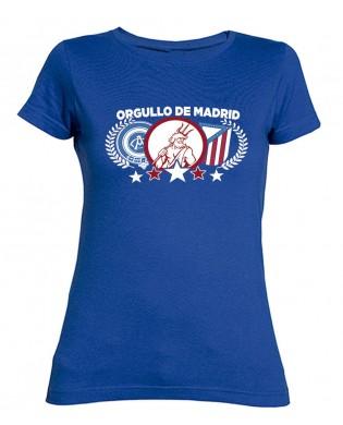 """Camiseta chica""""Orgullo de..."""