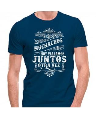 Camiseta Muchachos hoy...