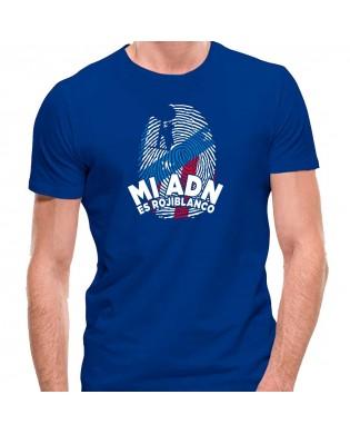 Camiseta Huella ADN Rojiblanco