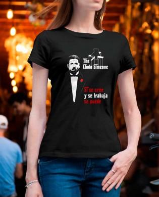 Camiseta Si se cree y se...